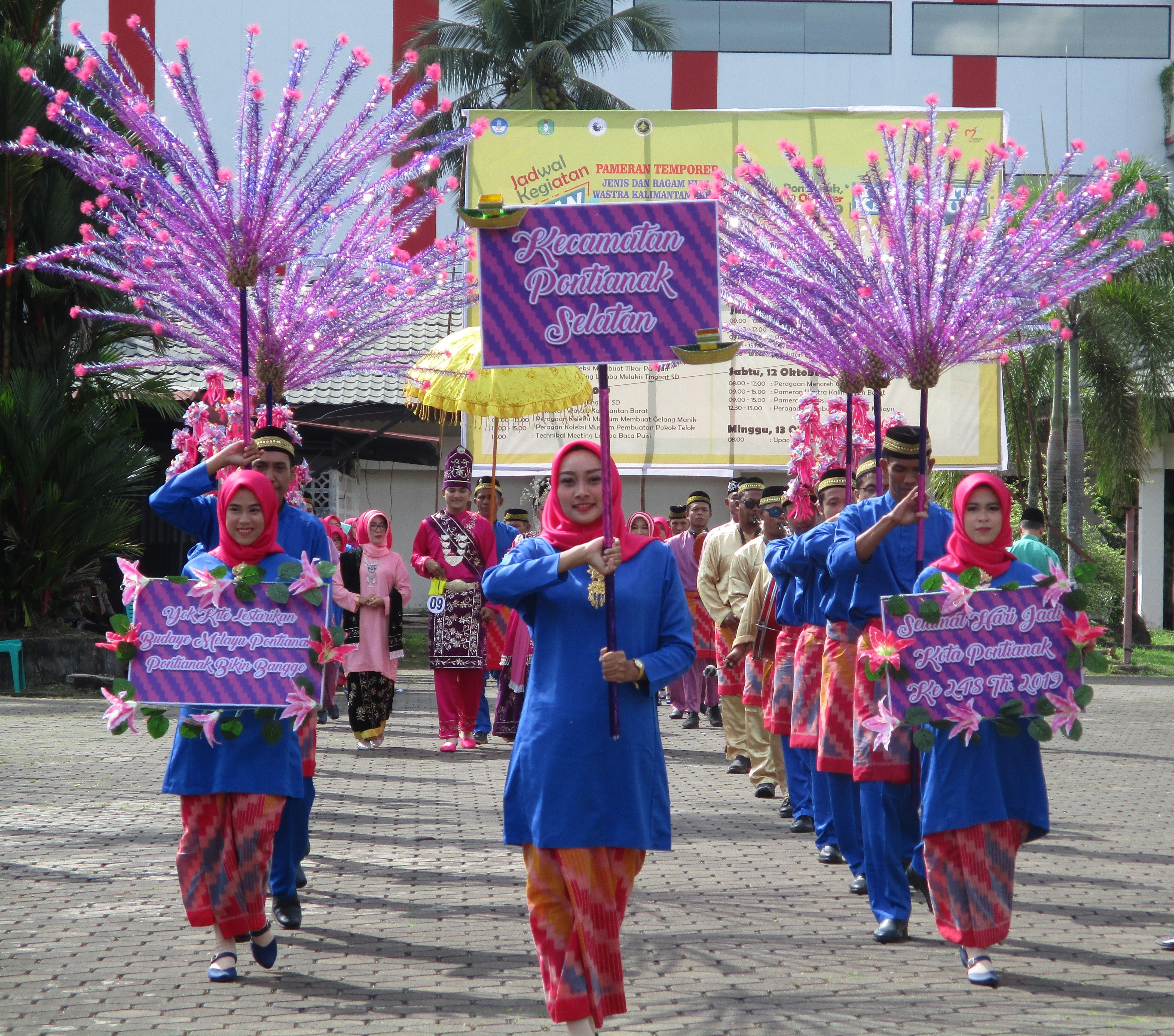 Read more about the article Pertahankan Ciri Khas Budaya Melayu Melalui Festival Arakan Pengantin