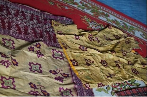Read more about the article Kain Pelangi : Kain Tradisi Kerajaan Matan-Tanjungpura