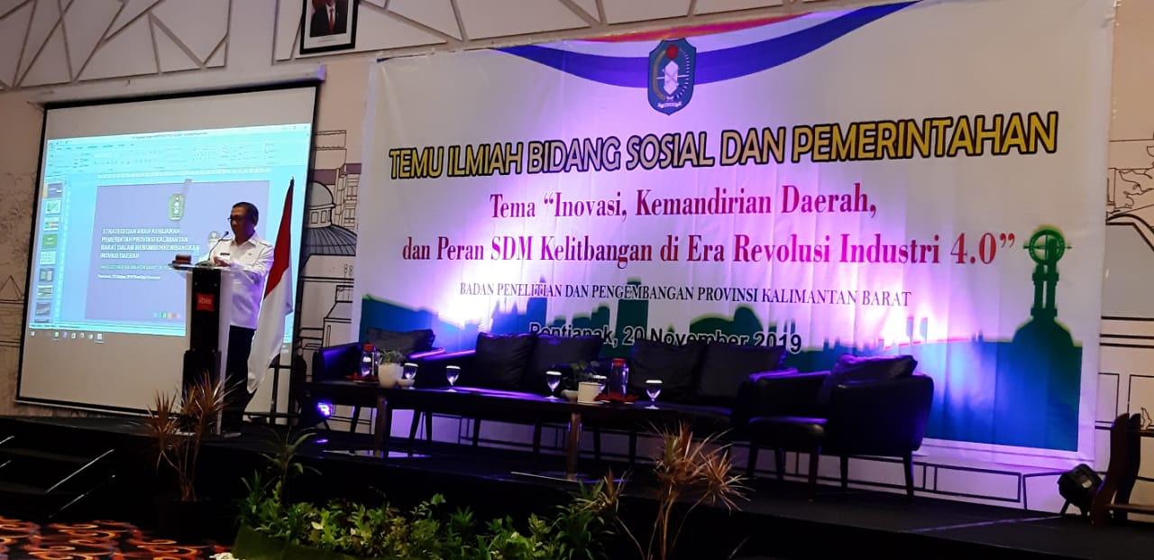 Read more about the article Temu Ilmiah dan Pengukuhan Pengurus Himpenindo Kalimantan Barat