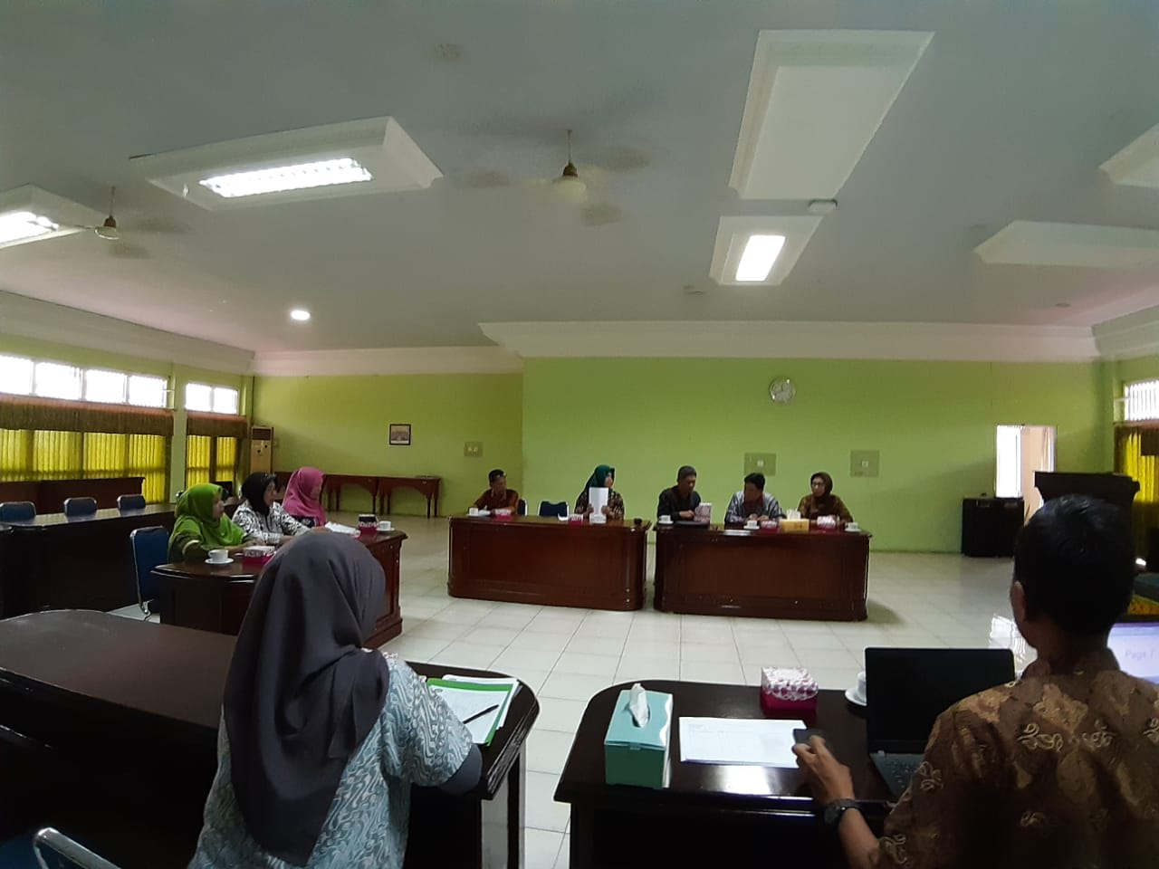 Read more about the article Monitoring dan Evaluasi SPI BPNB Kalimantan Barat