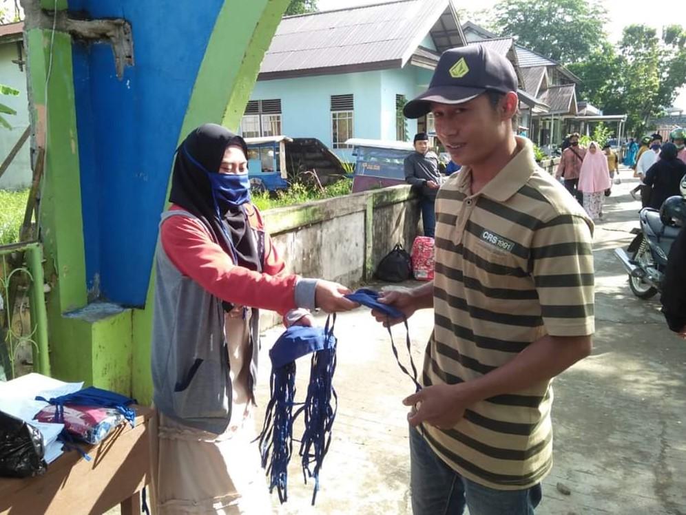 Read more about the article Indahnya Berbagi Disaat Pandemi Corona