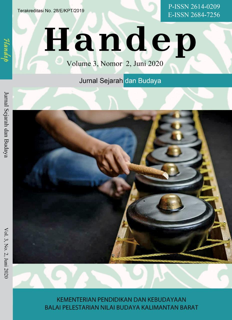 Read more about the article Jurnal Handep Volume 3 Nomor 2, Juni 2020