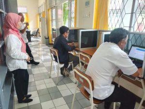 Read more about the article 2 Aparatur Sipil Negara BPNB  Kalbar Ikuti Ujian Dinas dan Ujian Kenaikan Pangkat Penyesuaian Ijazah