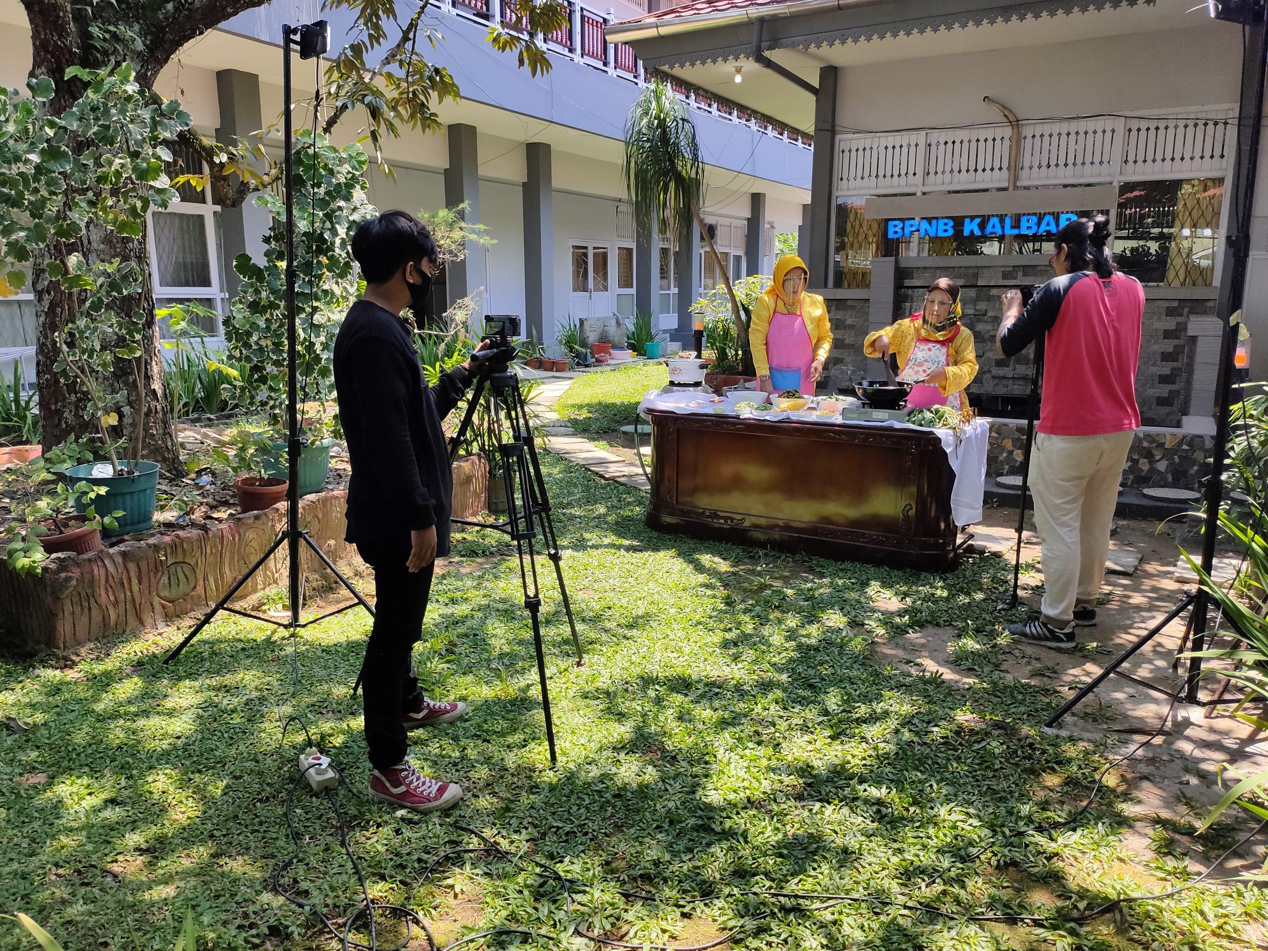 Read more about the article Proses Pengambilan Gambar Kuliner Khas Kalimantan Barat