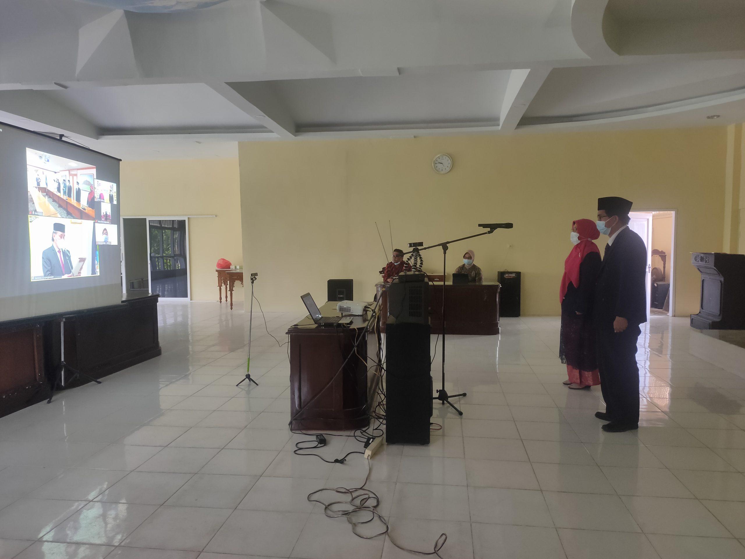 Read more about the article Pelantikan Pamong Budaya Di BPNB Kalimantan Barat
