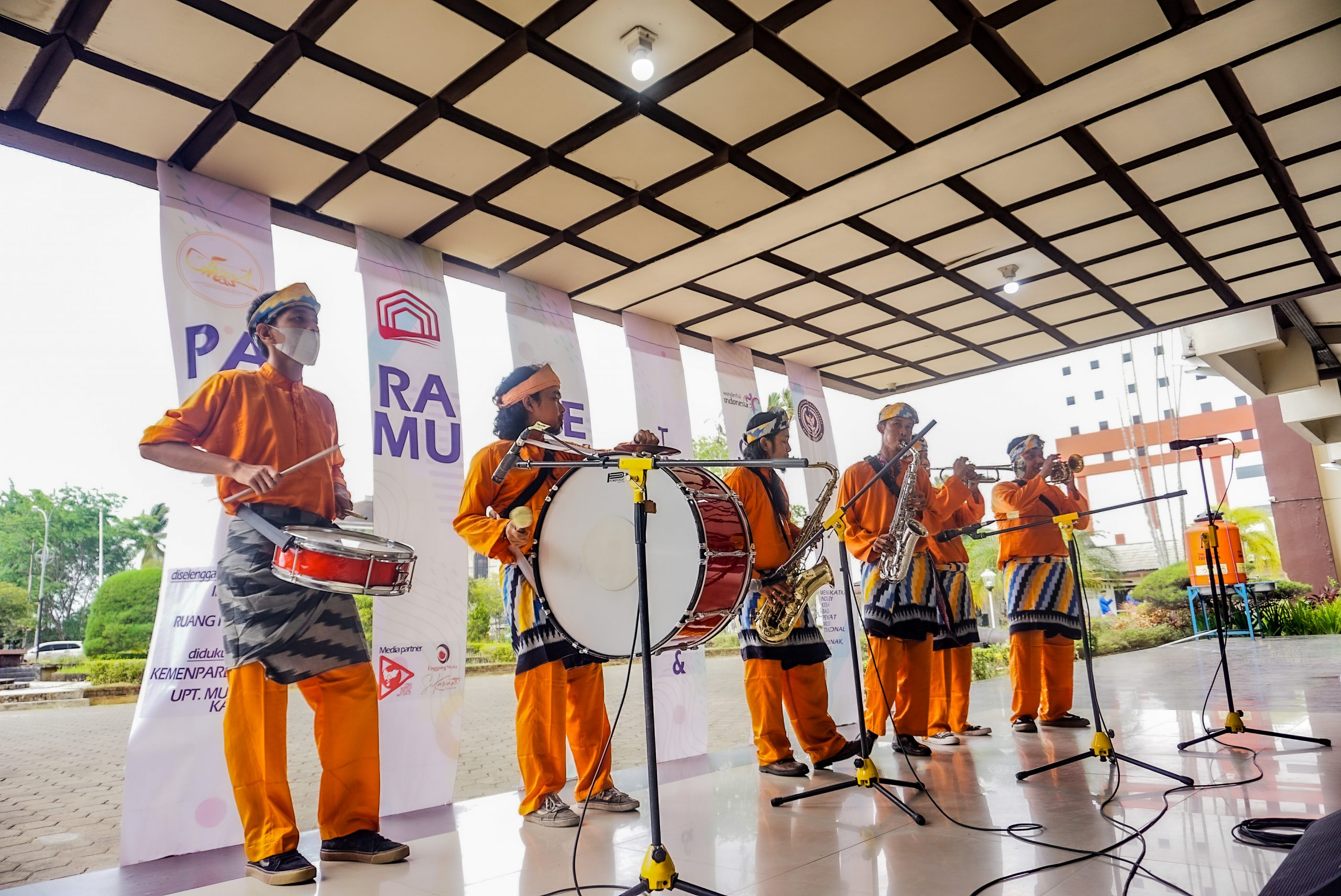 Read more about the article Parade Musik Tanjidor dan Orkes Melayu