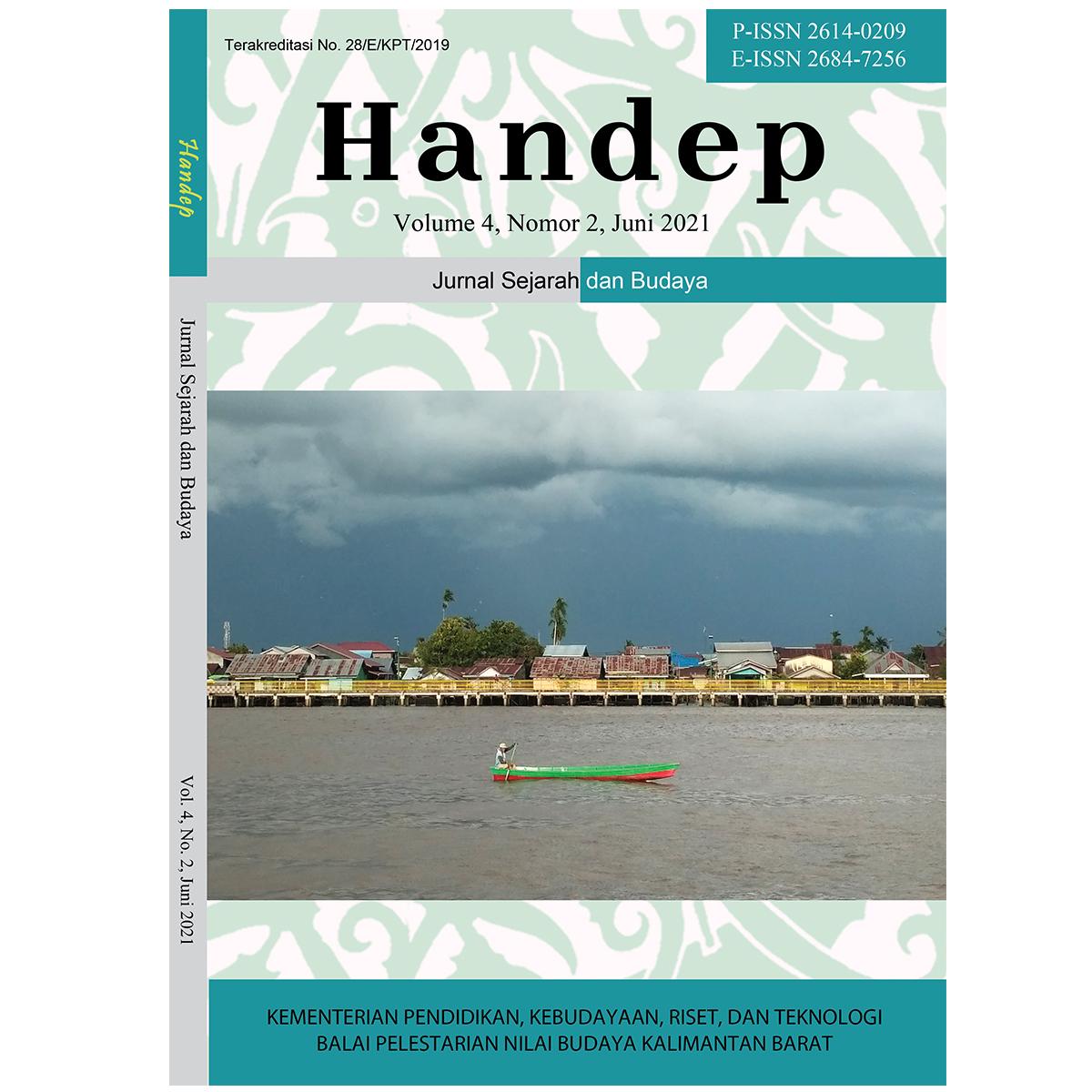 Read more about the article Jurnal Handep Volume 4 Nomor 2, Juni 2021