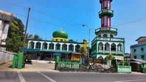 Masjid Alhidayah Tanjung Pinang