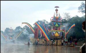 Read more about the article Mengenal Perahu Baganduang, WBTB dari Kuansing Riau