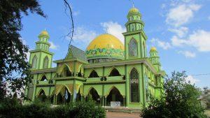 Read more about the article Kemilau Masjid Indah Bersejarah di Kabupaten Bintan