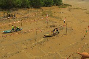 Read more about the article Pacu Sampan Leper, Atraksi Budaya Indragiri Hilir