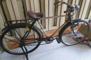 Read more about the article Kisah Sepeda Onthel Merek Banteng