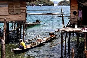 Read more about the article Orang Bajo di Taman Nasional Laut Kep. Togean Sulawesi Tengah