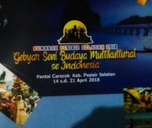Gebyar Seni Budaya Multikultural se-Indonesia