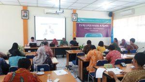 Evaluasi Hasil Kajian BPNB D.I. Yogyakarta 2018