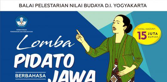 Lomba Pidato Berbahasa Jawa