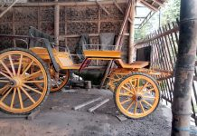 Andong, Warisan Budaya Tak Benda D.I. Yogyakarta
