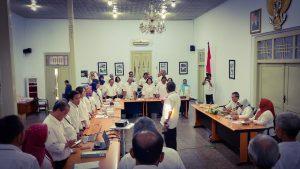 Read more about the article Pengusulan BPNB D.I. Yogyakarta menjadi Satuan Kerja menuju Wilayah Bebas dari korupsi (WBK)