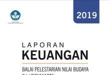 Laporan Keuangan BPNB D.I. Yogyakarta