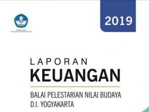 Read more about the article Laporan Keuangan BPNB D.I. Yogyakarta 2019 (Revisi)