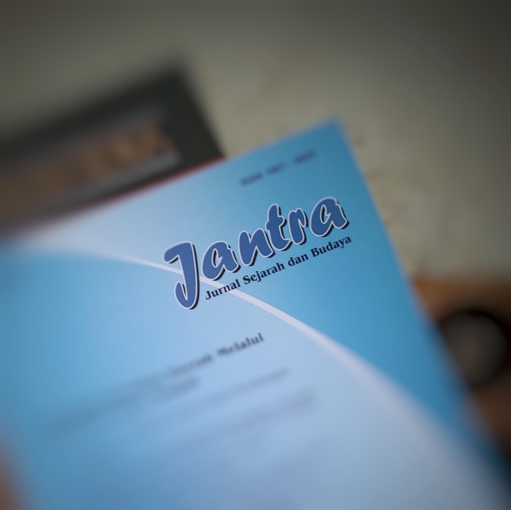 Jurnal Jantra Volume 14, Nomor 2, Desember 2019