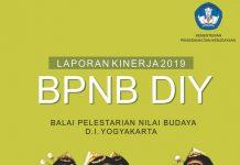 Laporan Kinerja BPNB DIY 2019
