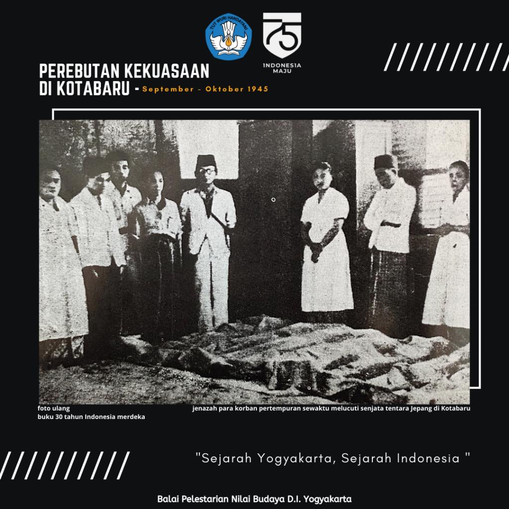 Pertempuran Kotabaru Yogyakarta – 1