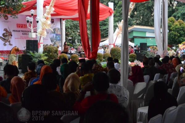 Read more about the article PEKAN PRODUK BUDAYA INDONESIA 2016 RESMI DIBUKA