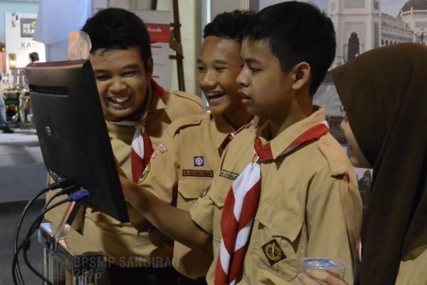 Read more about the article SANGIRAN HADIR DI PAMERAN PEKAN PRODUK BUDAYA INDONESIA 2016