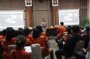 Read more about the article Ekskursi Fakultas Seni Rupa (IKJ) di Sangiran