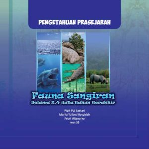 Read more about the article Fauna Sangiran Selama 2,4 Juta Tahun Terakhir (Fauna Rawa-Kuda Air)