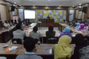 Read more about the article Rapat Evaluasi Tahun 2017 Balai Pelestarian Situs Manusia Purba Sangiran