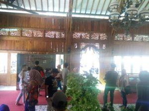 Read more about the article Pameran Temporer di Joglo Sarana Edukasi Menyemarakkan Museum Krikilan, Sangiran