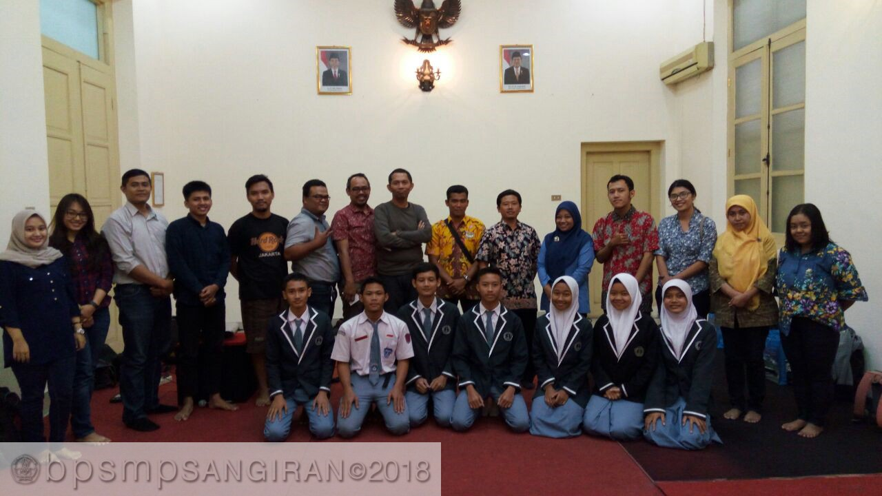 Read more about the article BPSMP Sangiran dalam Museum Talk #2