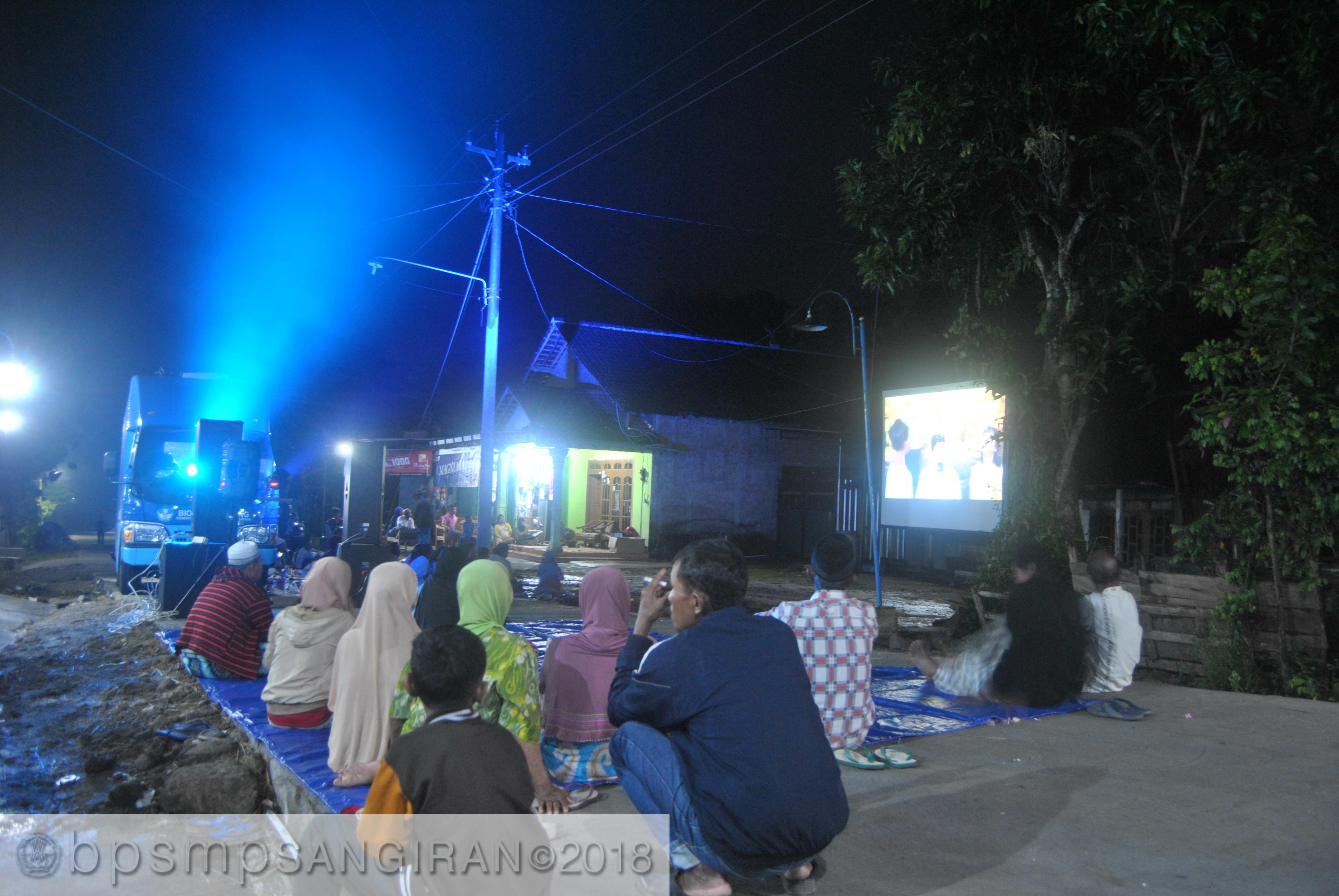 Read more about the article Bioling Menghibur Masyarakat Manyarejo