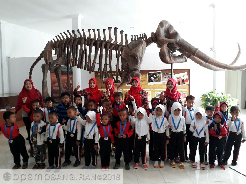 Read more about the article Generasi Muda Belajar Mengenal Pra Sejarah