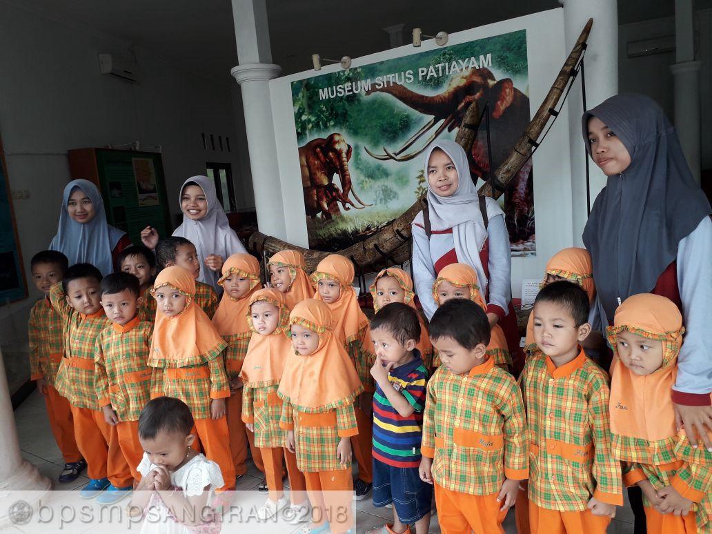 Read more about the article Kunjungan Wisata Edukasi ke Museum Patiayam Dalam Rangka Liburan Imlek