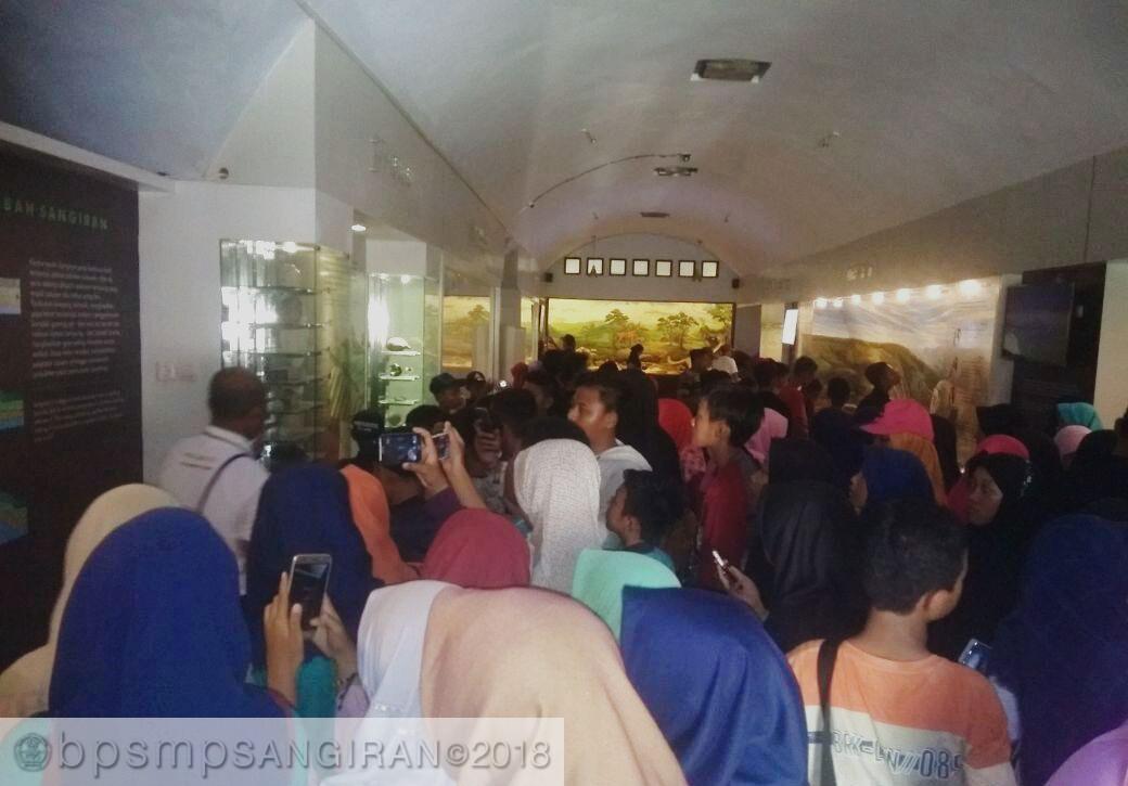 Read more about the article Liburan Imlek Di Sangiran