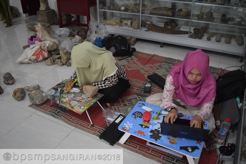 Read more about the article Pendataan Dan Konservasi Fosil Di Bumiayu