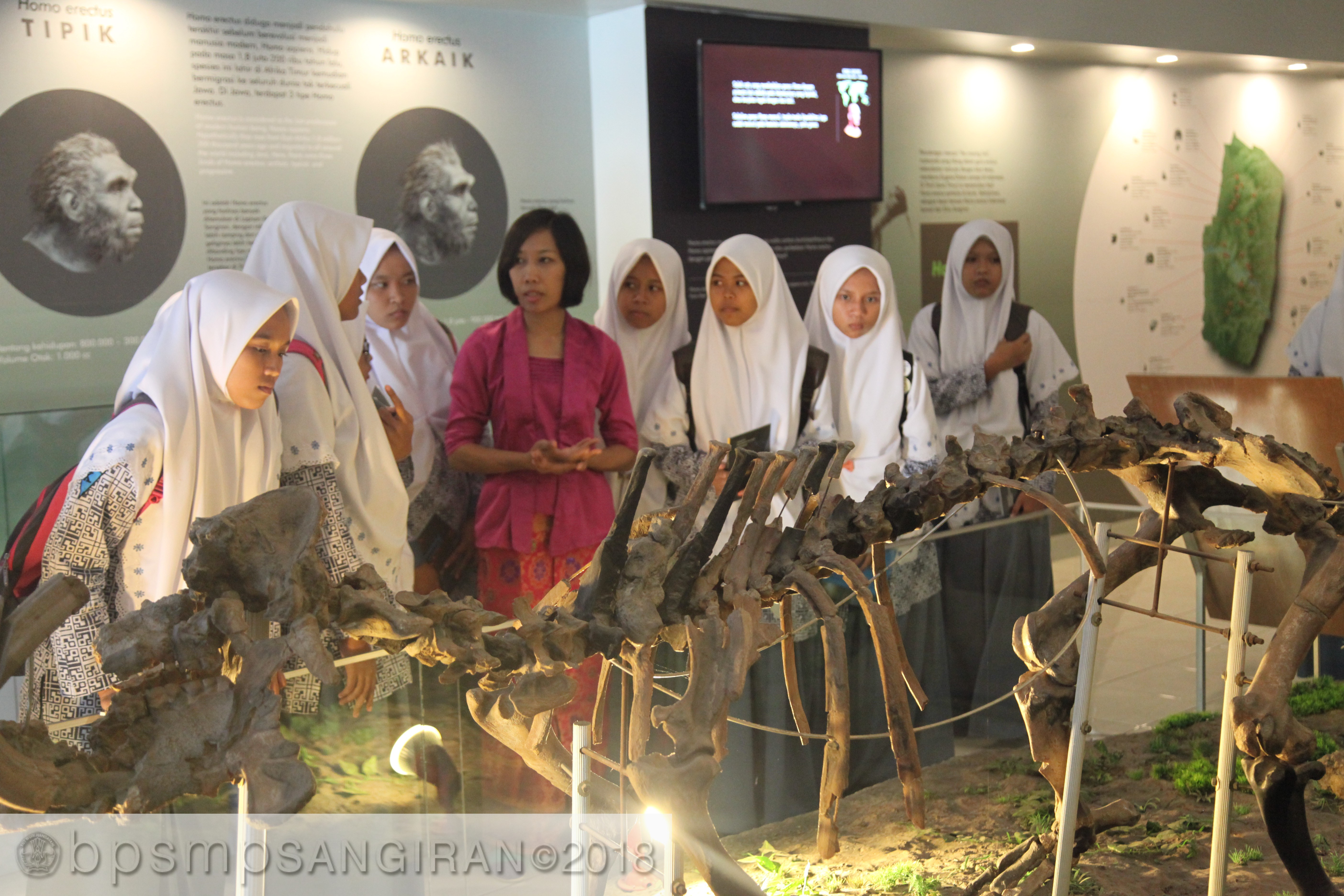 Read more about the article Sangiran Menjadi Destinasi Favorit Fieldtrip