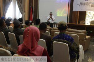 Read more about the article Sosialisasi dan Penyebaran Informasi Untuk Meraih Kemajuan Bersama
