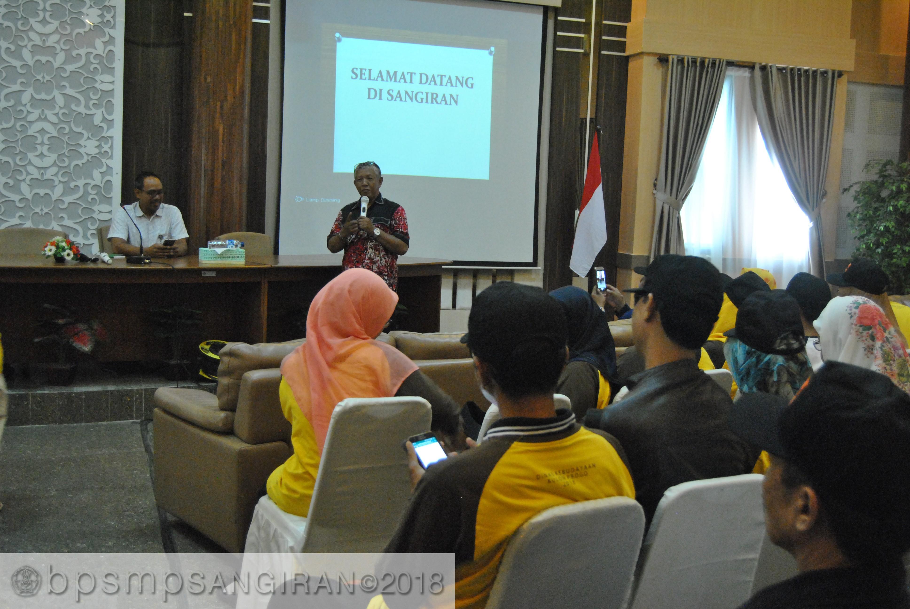 Read more about the article Dari Kulon Progo Untuk Sebuah Pengetahuan