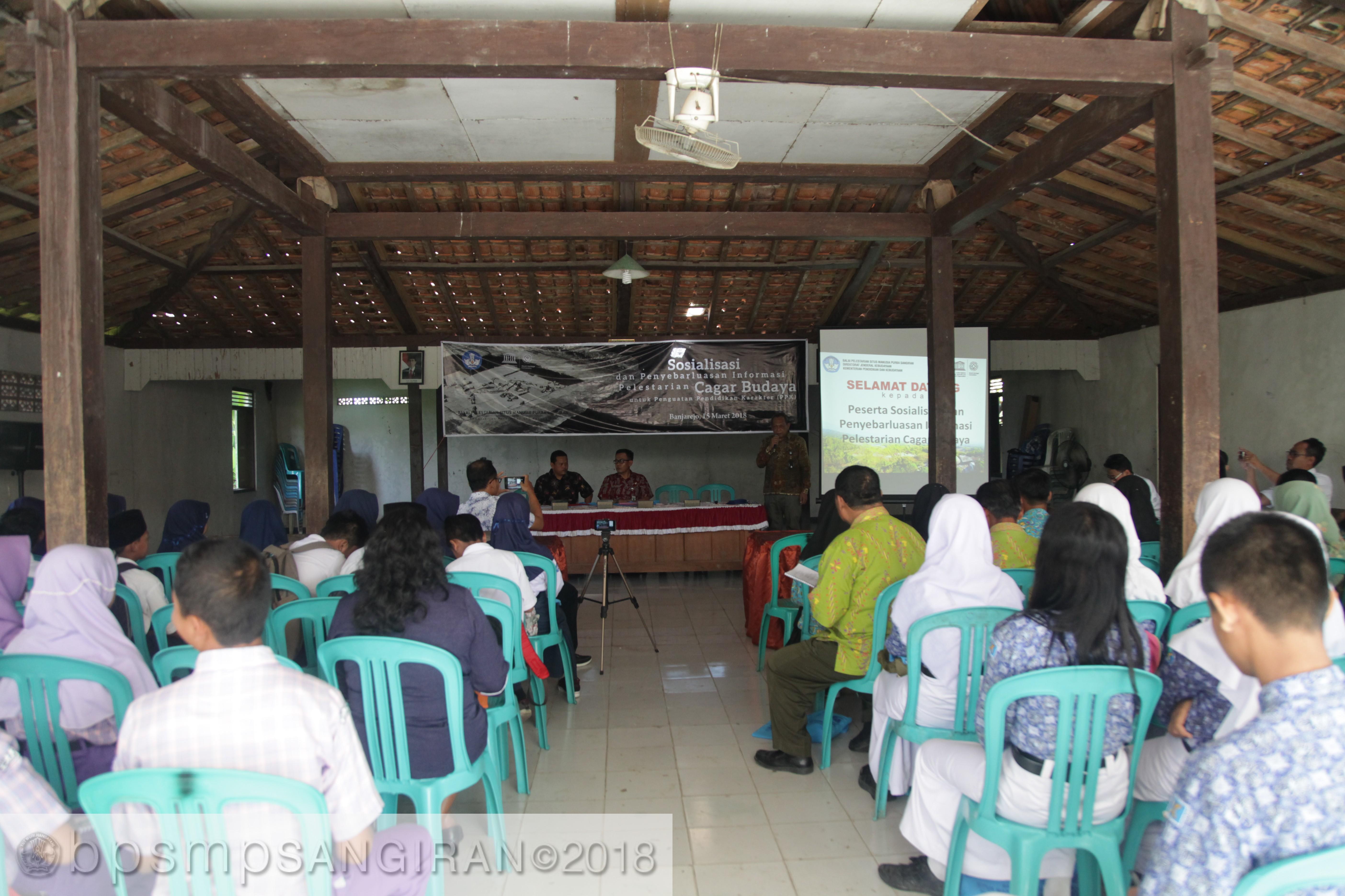 Read more about the article Sosialisasi dan Penyebaran Informasi Menyasar Kaum Milenial