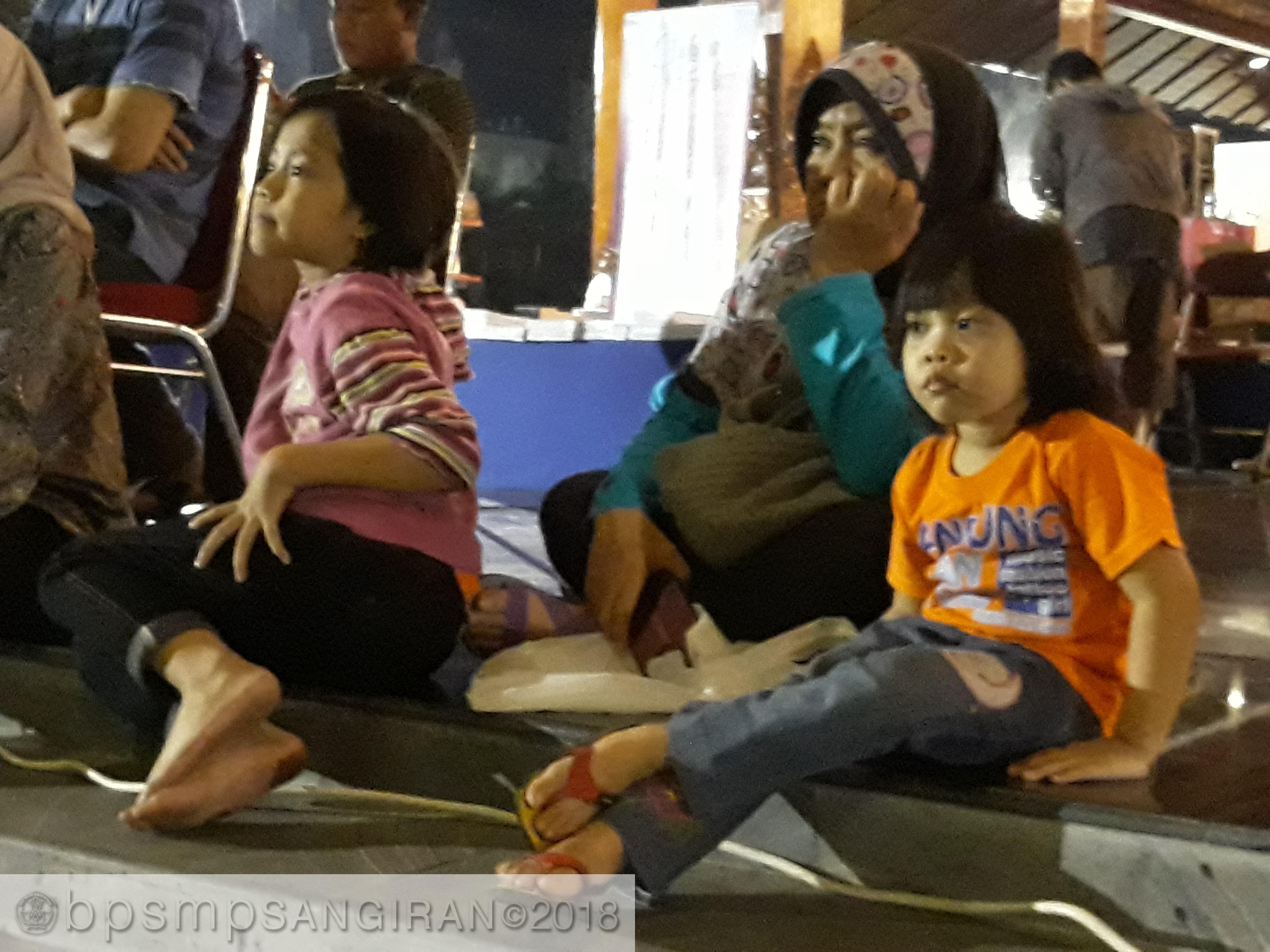 Read more about the article Kala Penonton Cilik Tergoda Film Golek Balung Buto