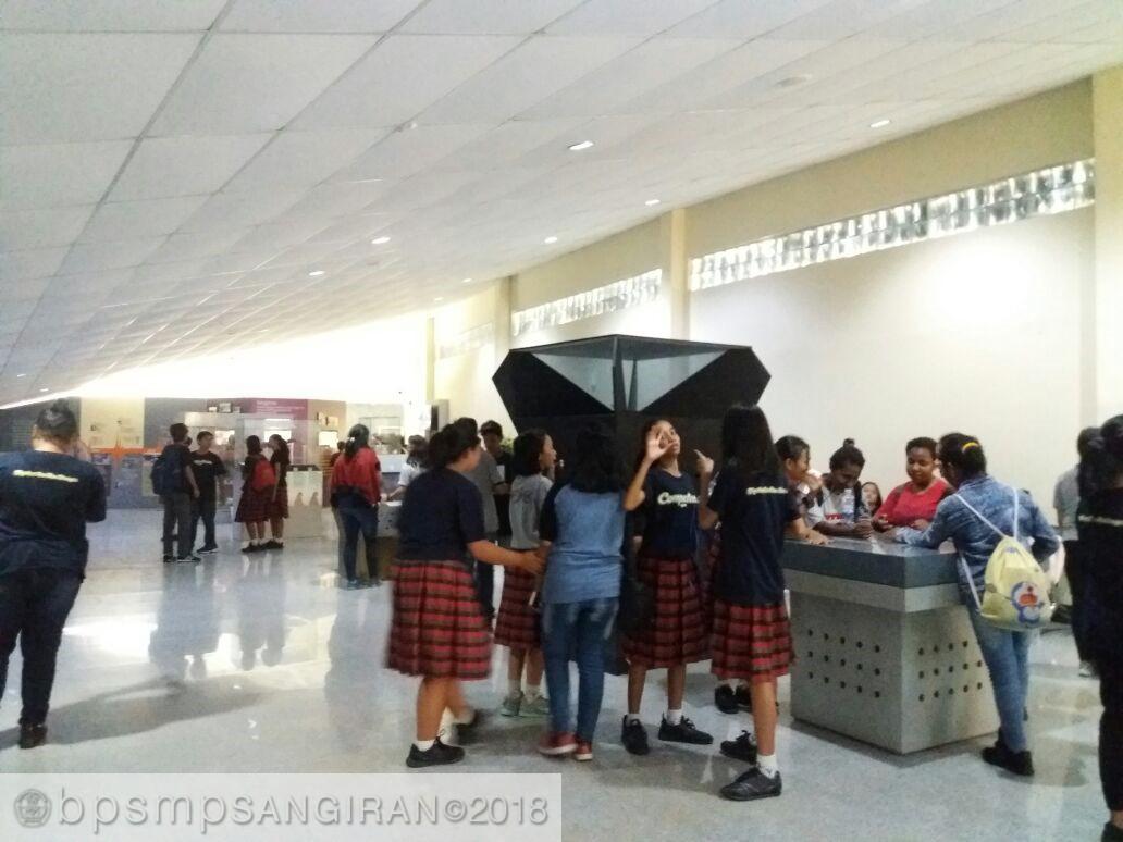 Read more about the article SMP Stella Duce 2 Yogyakarta ke Sangiran