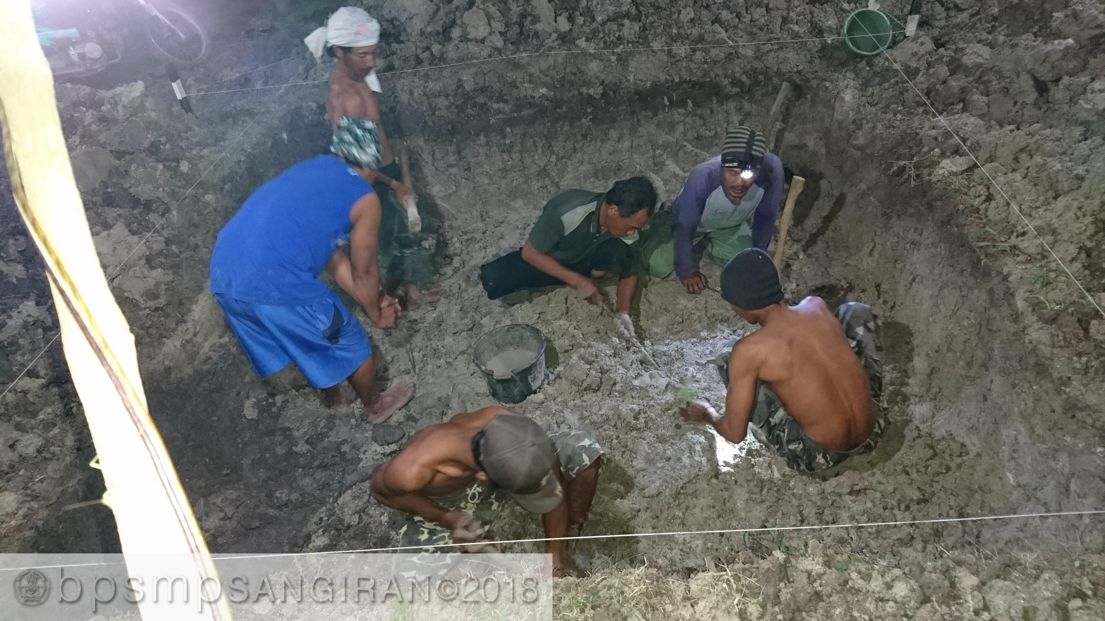 Read more about the article Lagi-lagi Temuan Fosil Gajah di Banjarejo