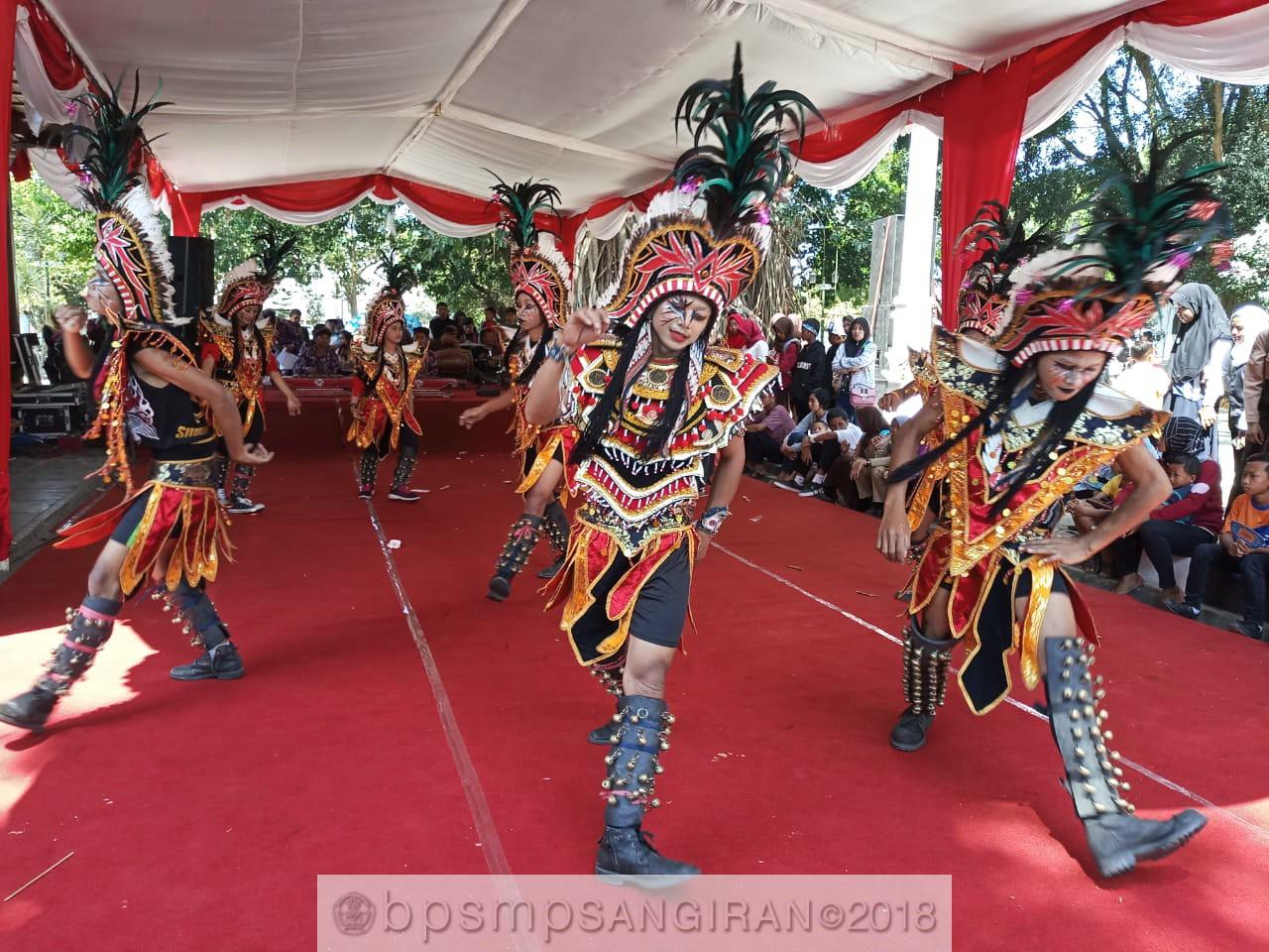 Read more about the article Luar biasa, Indonesia Kaya Seni Tradisi
