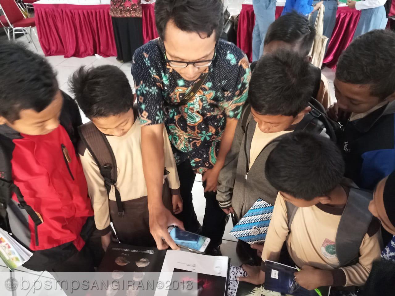 Read more about the article Menggali Informasi dari Buku Sangiran