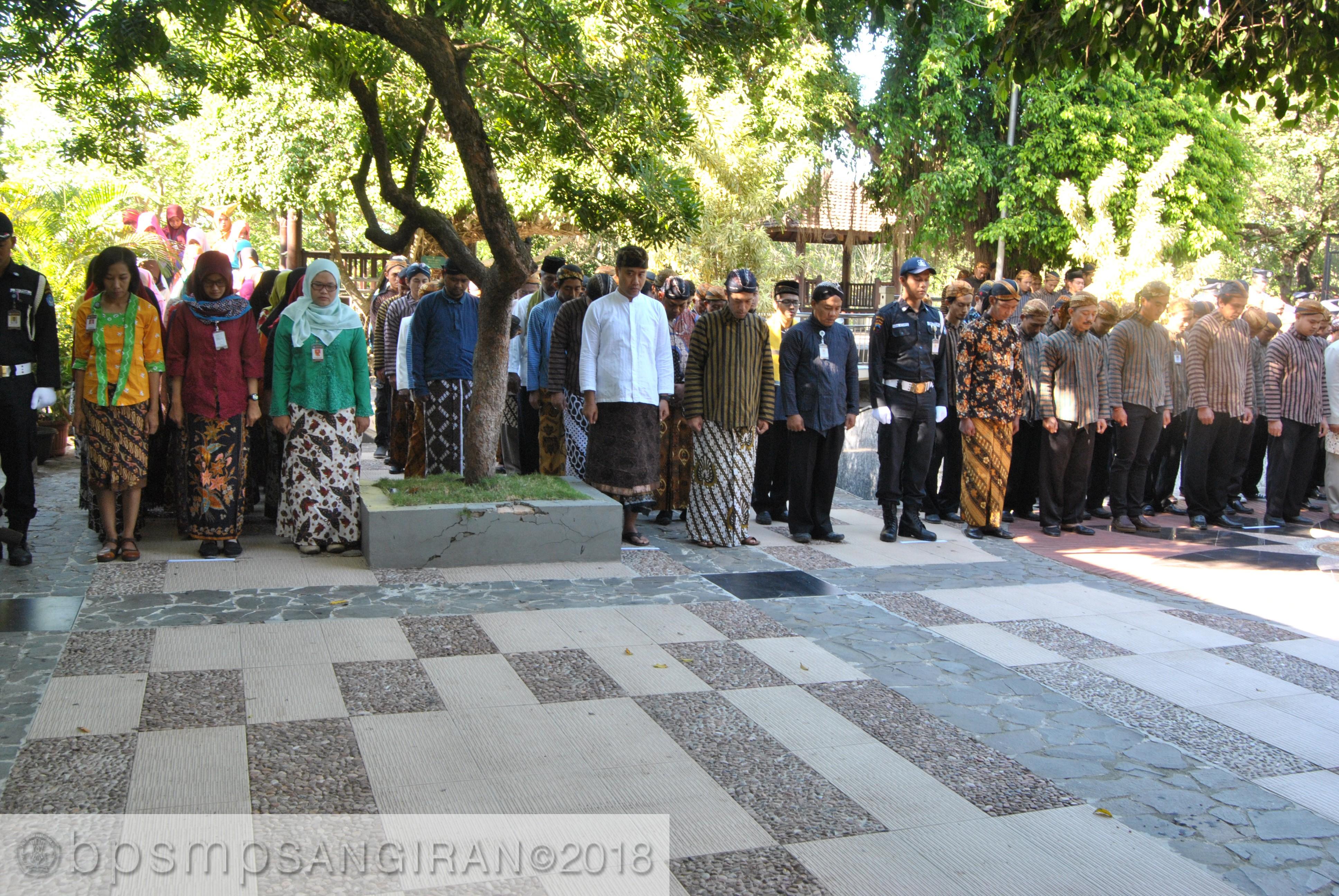 Read more about the article Pakaian Adat Pada Upacara HUT RI ke-73