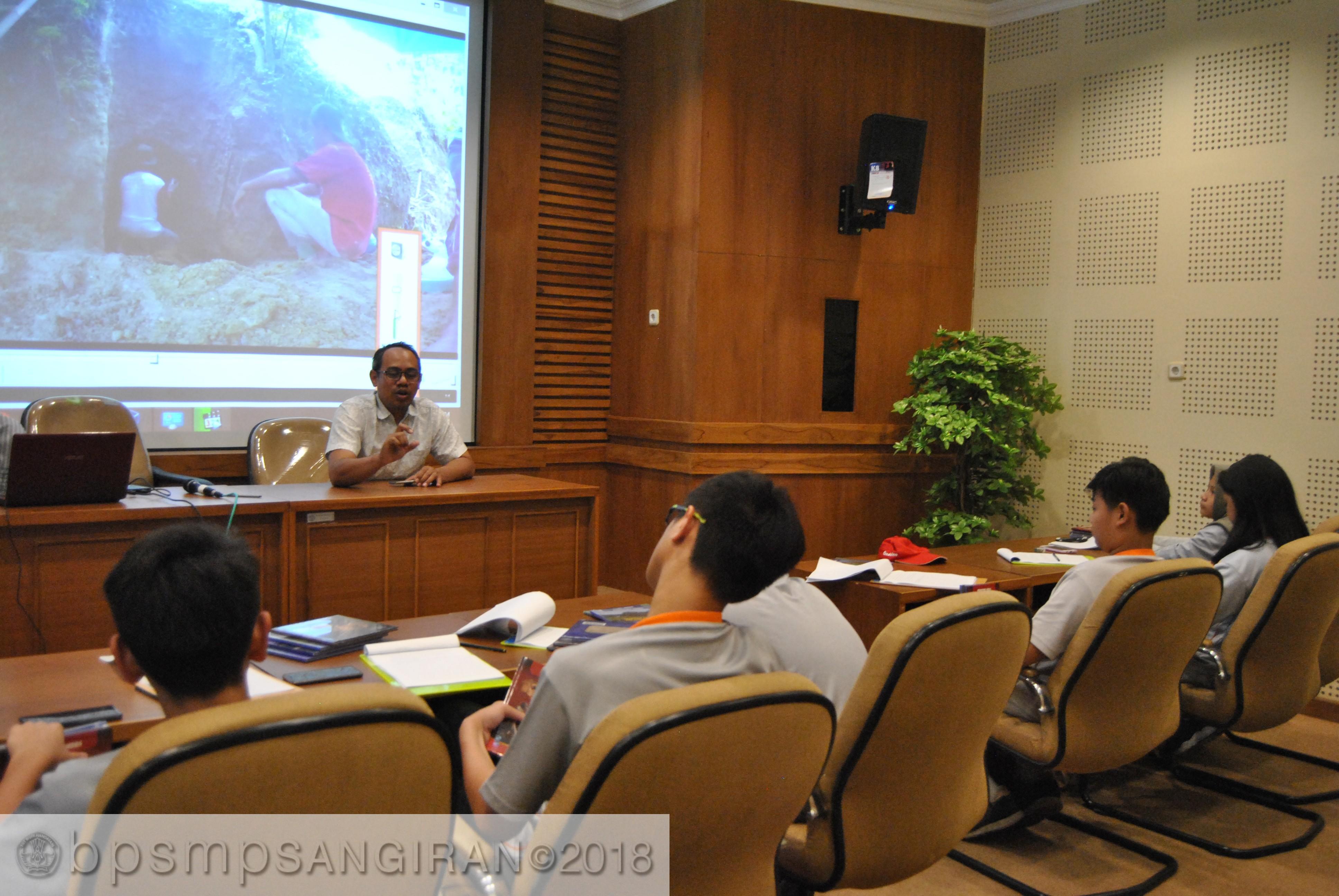 Read more about the article Eksplorasi Sangiran dan Berbagai Pengetahuan Baru
